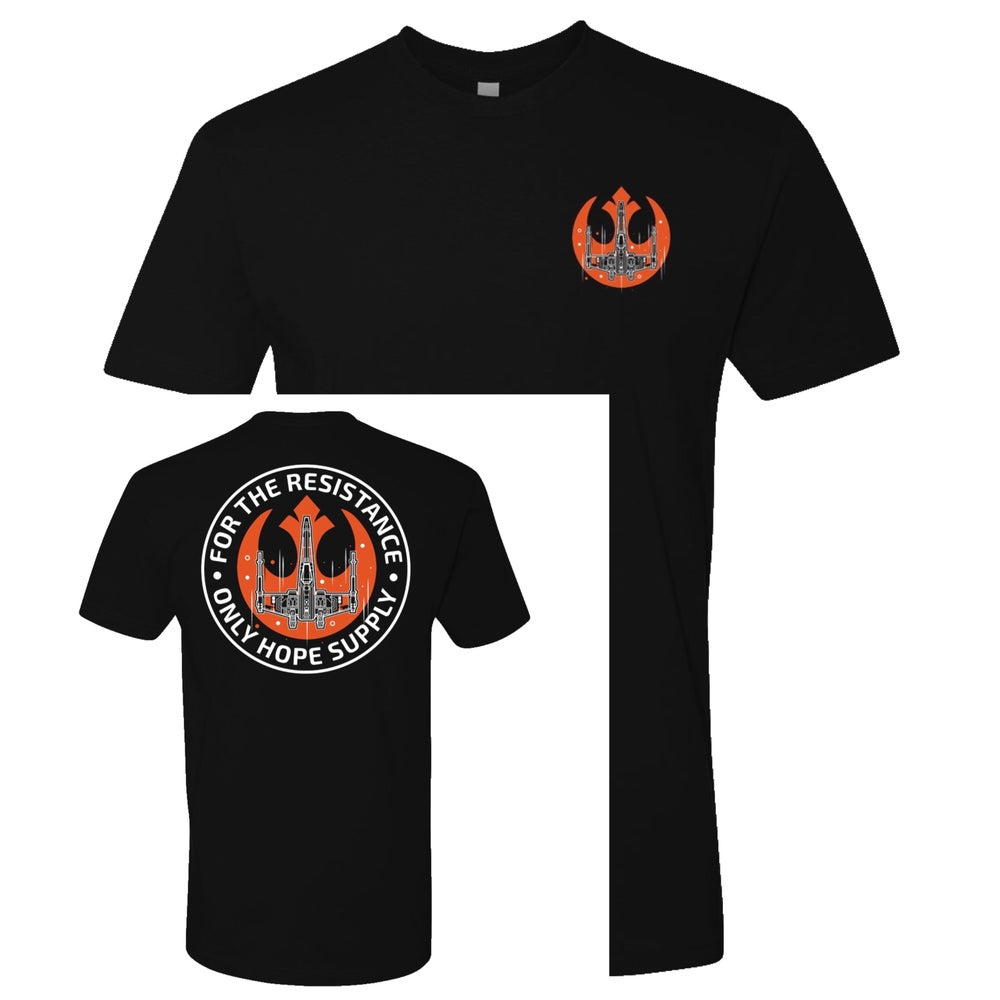 Image of 'Poe's X-Wing' Tee