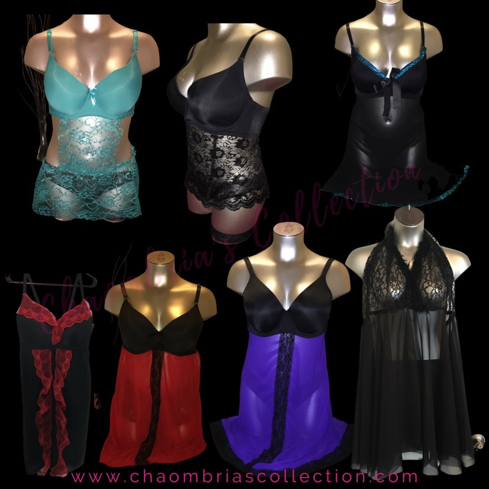 Image of Luxe Lingerie