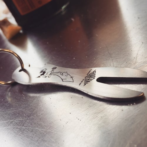 Image of Shoreham Chippy Fork & Bottle Opener