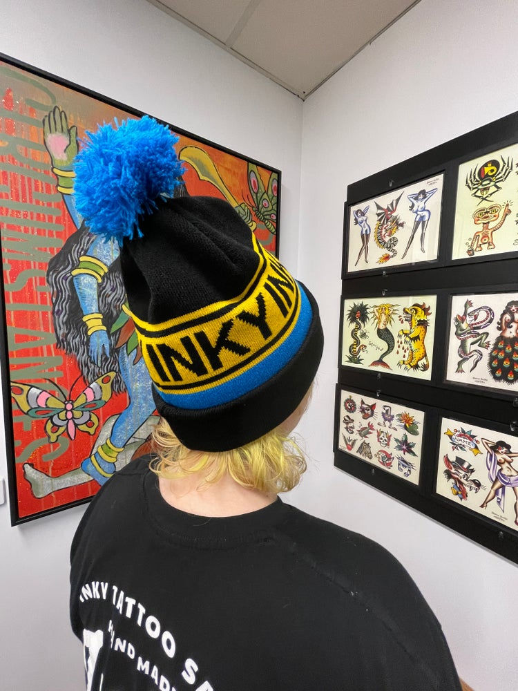 Image of INKY Winter Beanie and Sock Pack