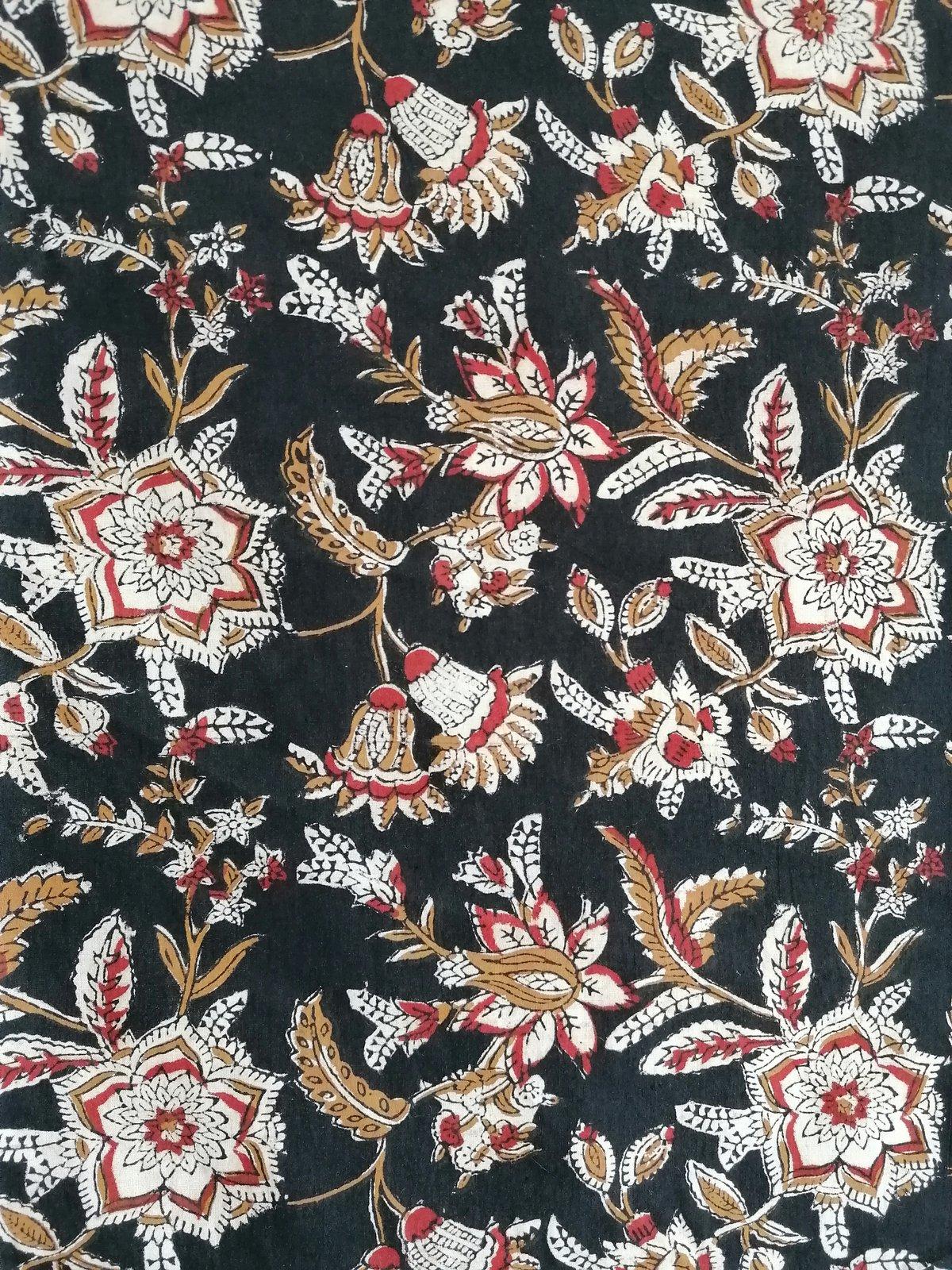 Image of Namasté fabric Jeanne