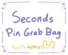 Seconds Pin Grab Bag