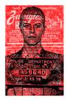 Bowie Remix II Print