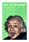 Einstein Remix Print