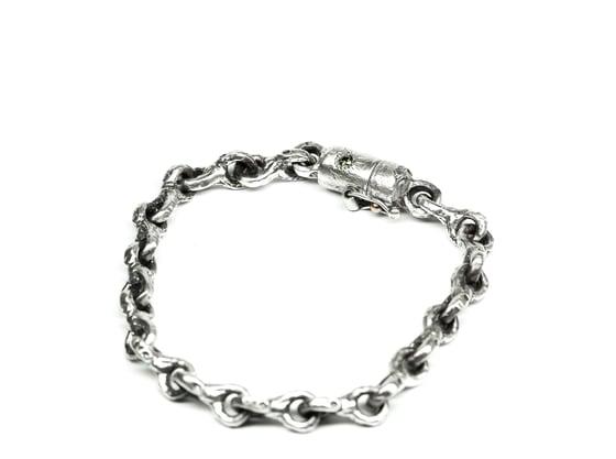 Image of Twist Link Bracelet