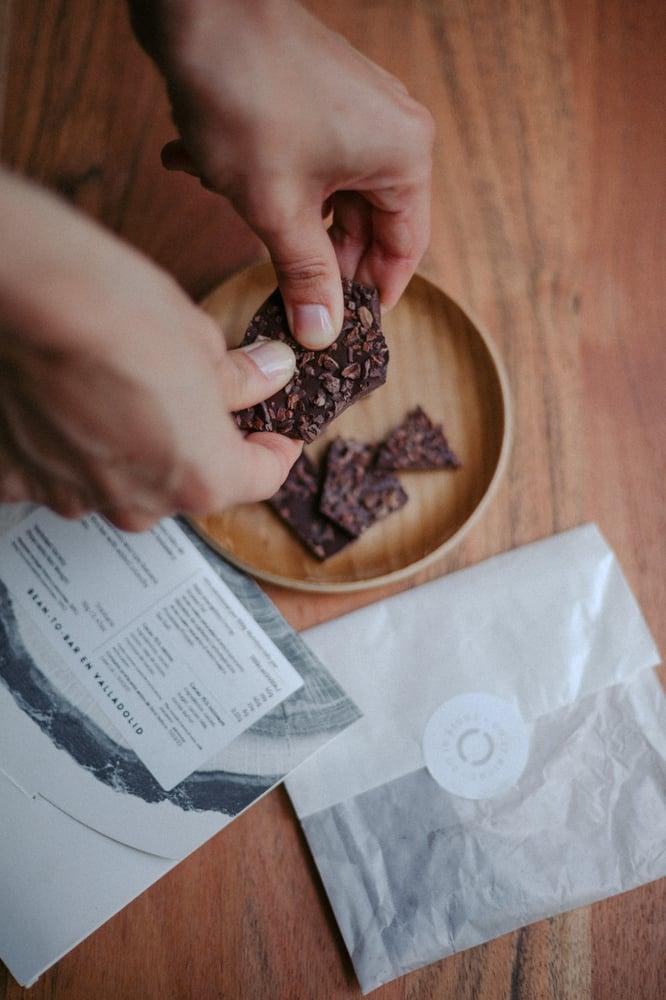 Image of Tabletas Chocolate Bean to bar de Puchero