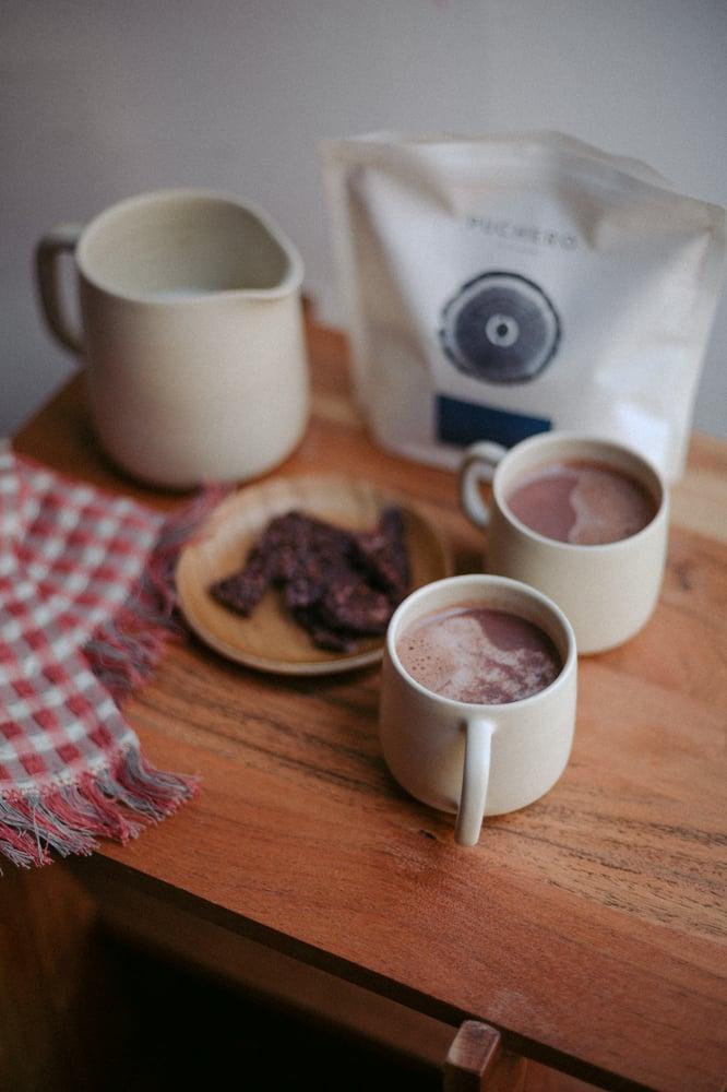 Image of Chocolate a la taza 84 % TANZANIA KOKOA KAMILI