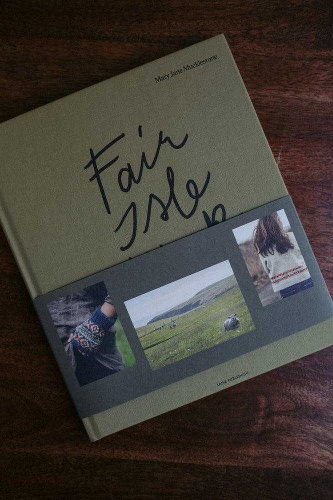 Image of Fair Isle Weekend de Laine Magazine