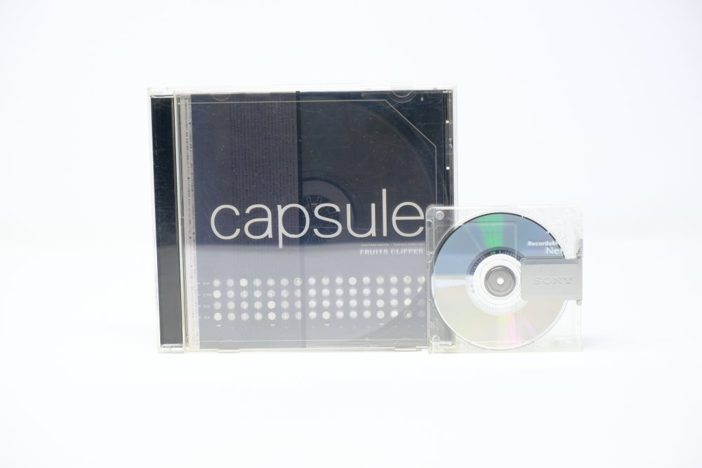 Image of Capsule - FRUITS CLIPPER