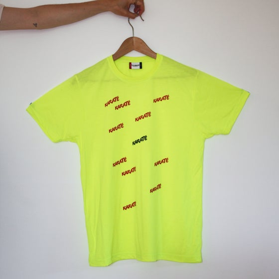 "Image of Yelle ""Karaté"" tshirt (free shipping)"