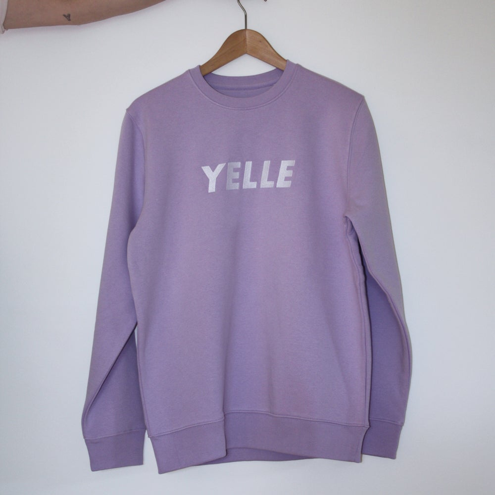 "Image of Yelle ""Je t'aime encore"" sweatshirt (free shipping)"