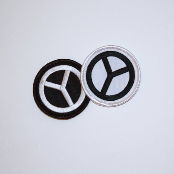 Image of Yelle Logo patches duo (free shipping)