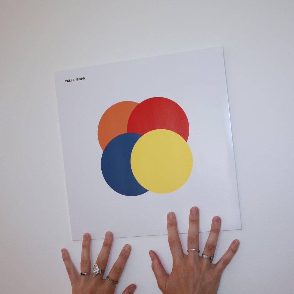 "Image of Yelle ""BOPS"" - 12"" vinyl EP (free shipping)"