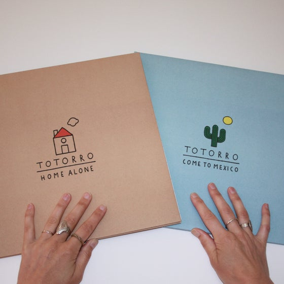 Image of Totorro vinyls combo (free shipping)