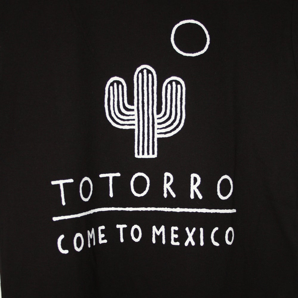 """Image of Totorro """"Come to Mexico"""" tshirt (free shipping)"""