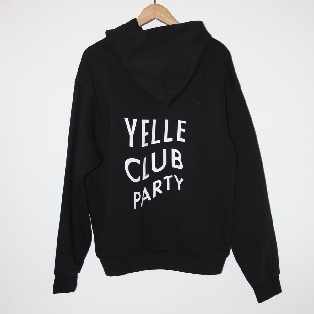 """Image of Yelle """"Yelle Club Party"""" hoodie (free shipping)"""