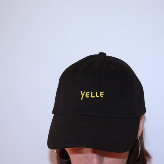 """Image of Yelle """"Right Hand"""" embroidered hat (free shipping)"""
