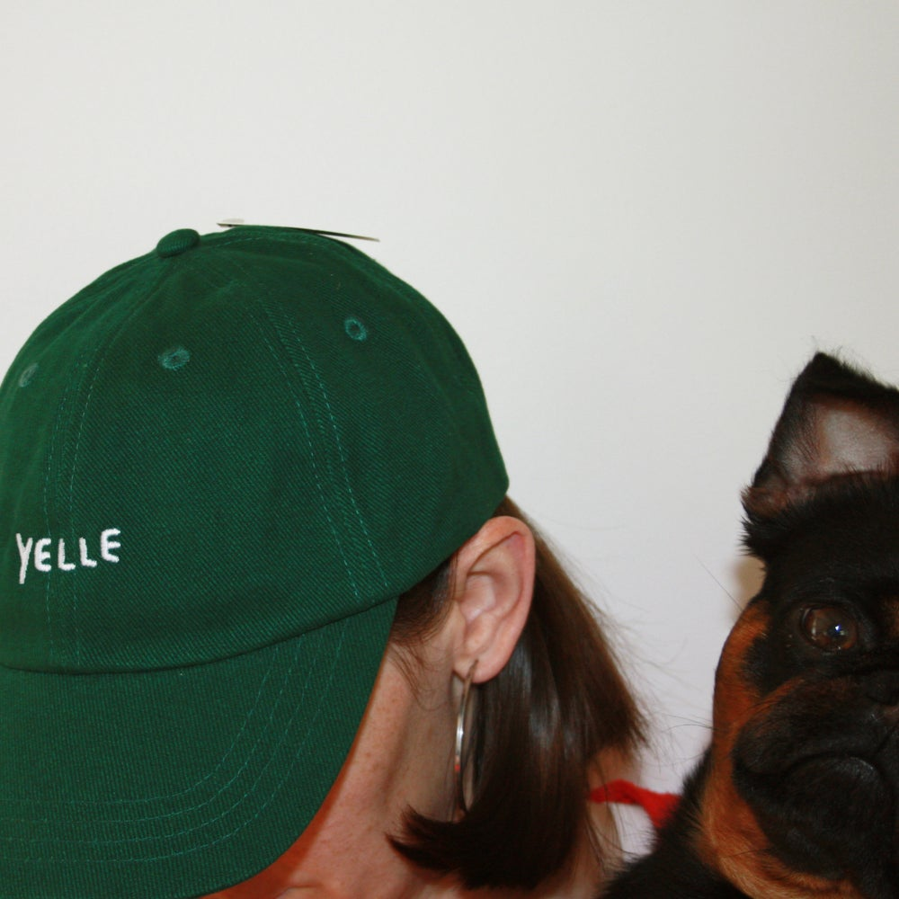 """Image of Yelle """"Right Hand"""" embroidered hat"""