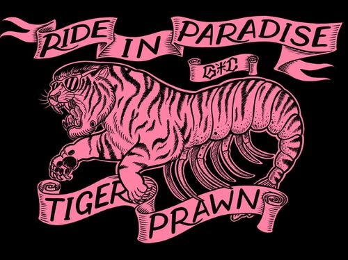 Image of Tiger Prawn Tee Pre-Order