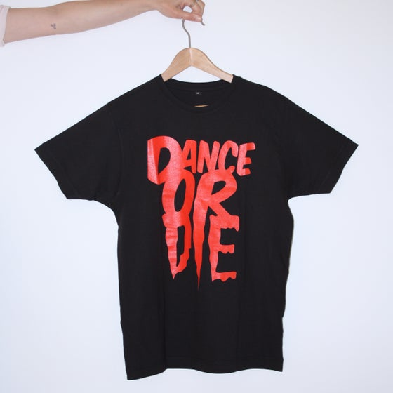 """Image of Yelle """"Dance or Die"""" tshirt (free shipping)"""