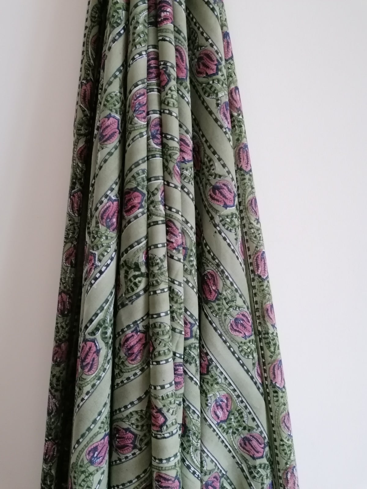 Image of Namasté fabric thym lavande