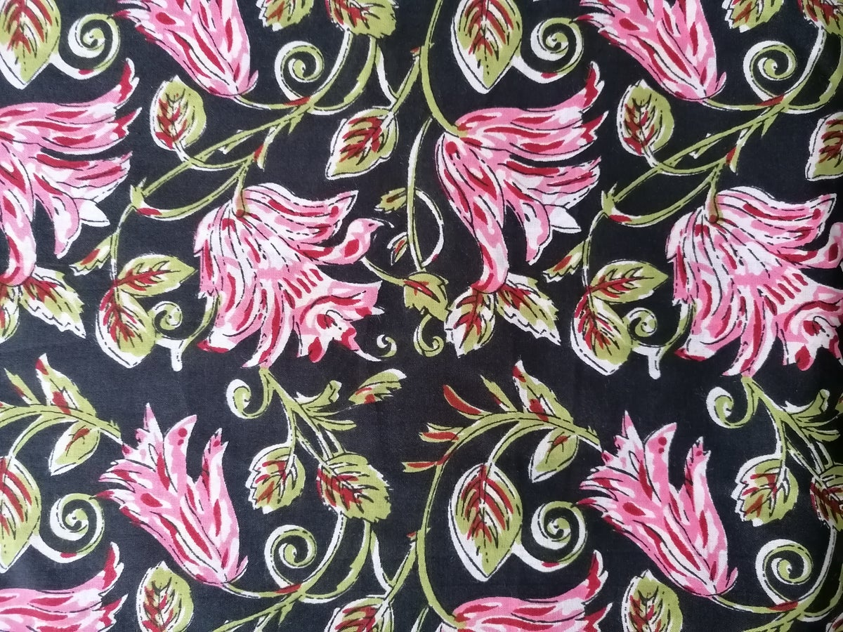 Image of Namasté fabric lys