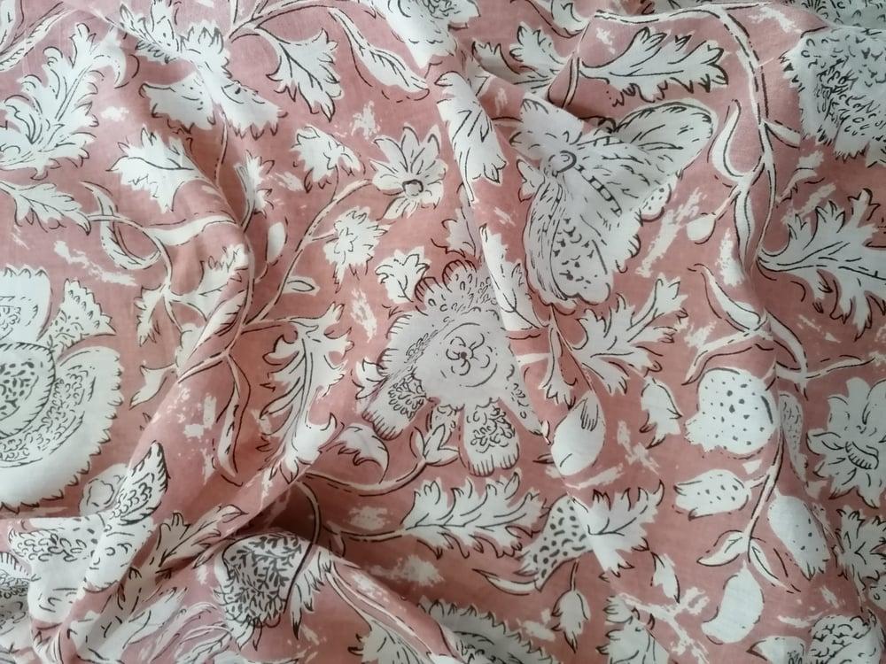 Image of Namasté fabric douceur