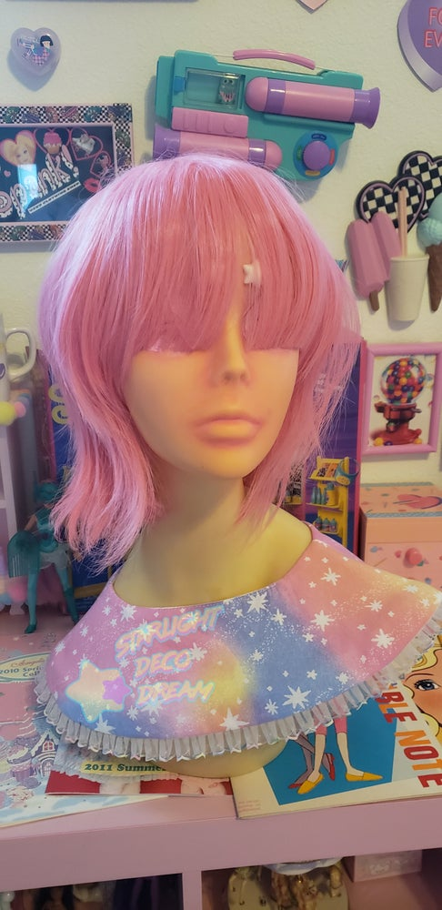 """Image of """"Cotton Candy"""" Candy Pink Sweet Lolita Wig Set"""