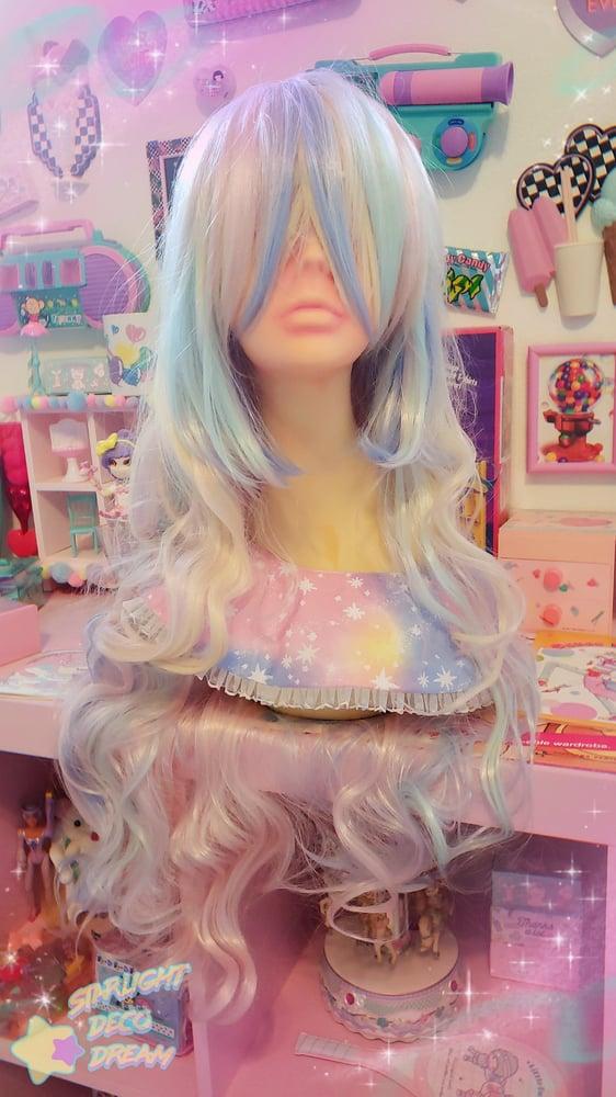 """Image of """"Rainbow Sherbet"""" Mahou Kei Wig"""