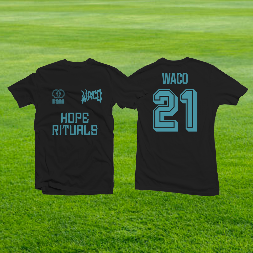 """Image of """"Hope Rituals"""" Footy Home Shirt"""
