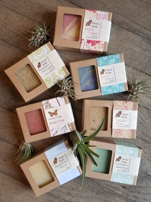 Image of Moots Soap Bar - Boxed Blend
