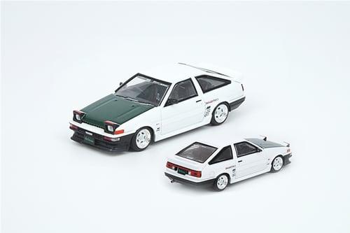 Image of Keiichi Tsuchiya Toyota Sprinter Diecast