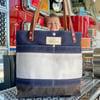 Navy Blue Classic Burn Bag