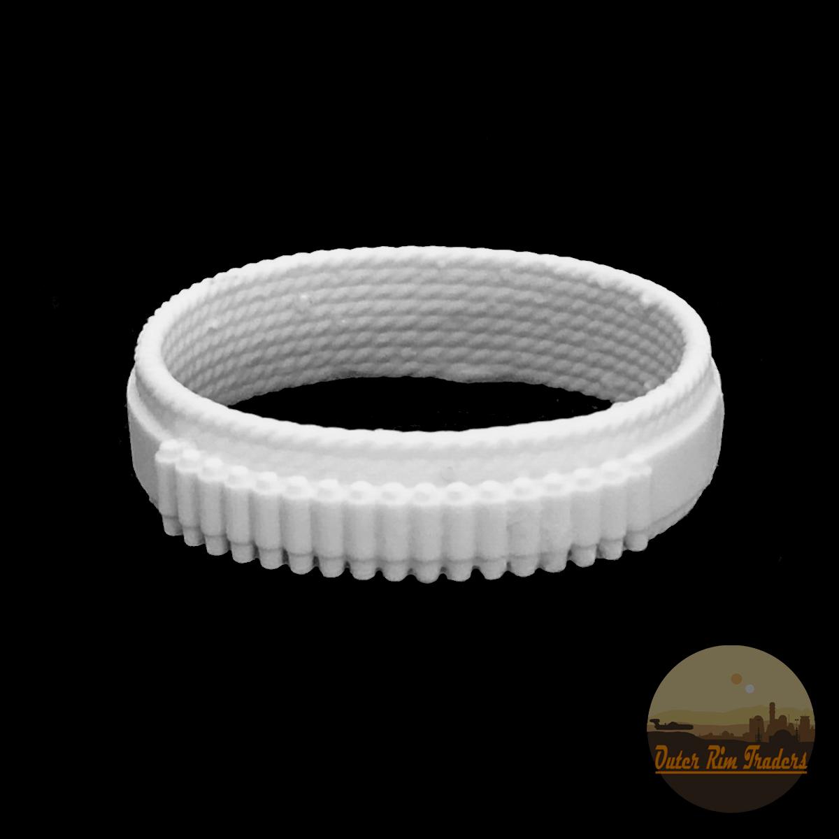 Image of Ammo belt in flex resin