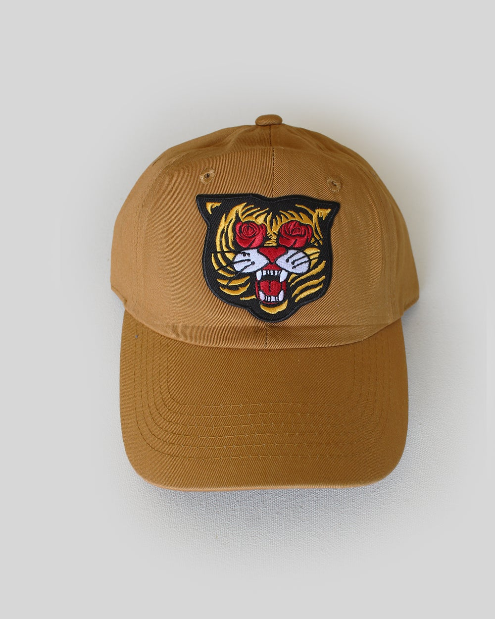 Image of The BLAK Hat in Rich Brown