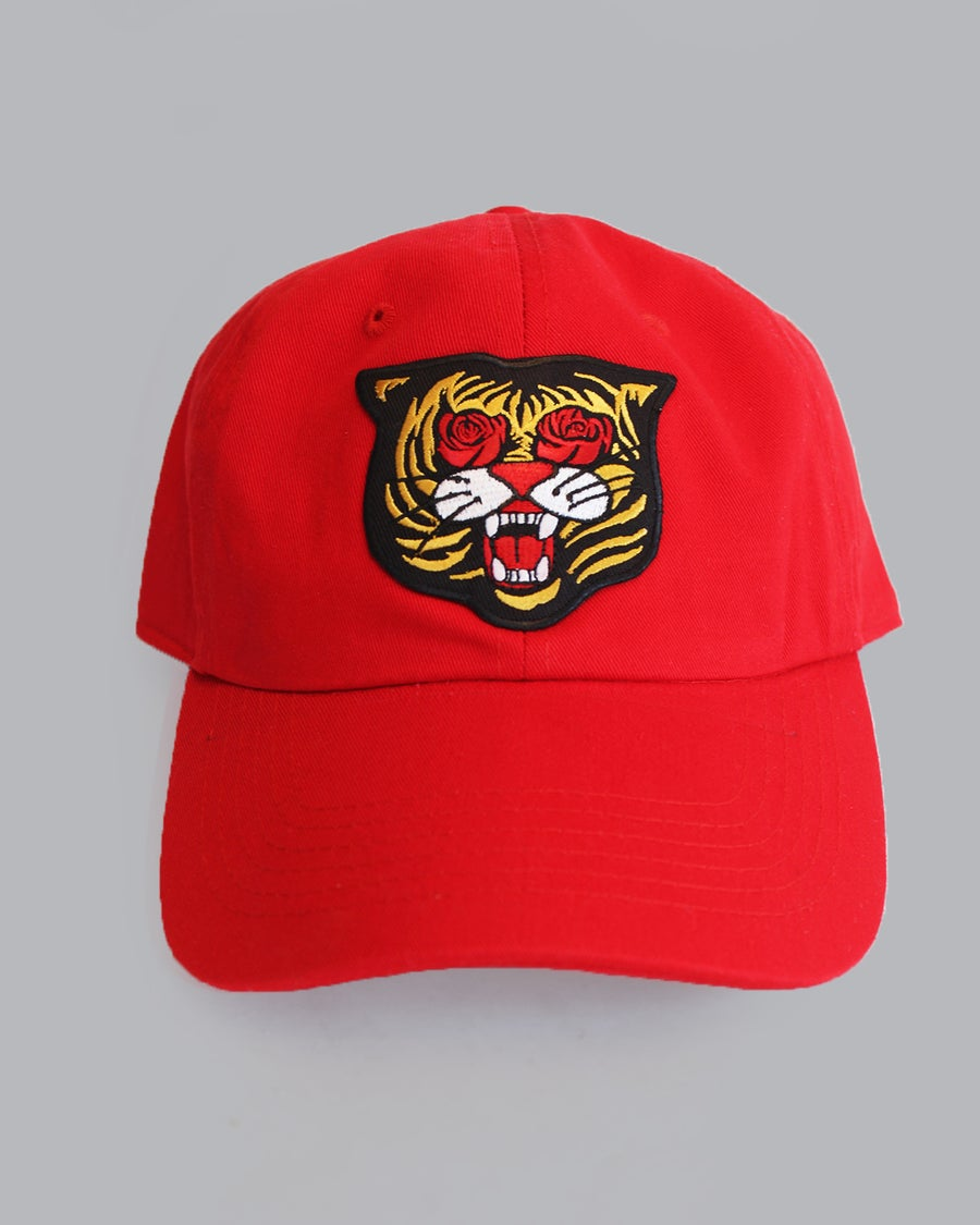 Image of The BLAK Hat in Red