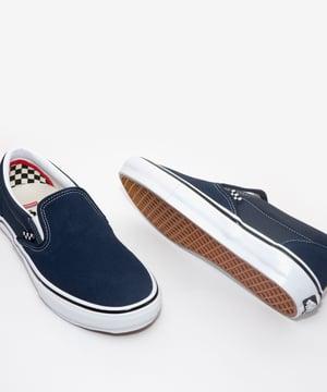 Image of VANS_SKATE SLIP-ON :::DRESS BLUES:::