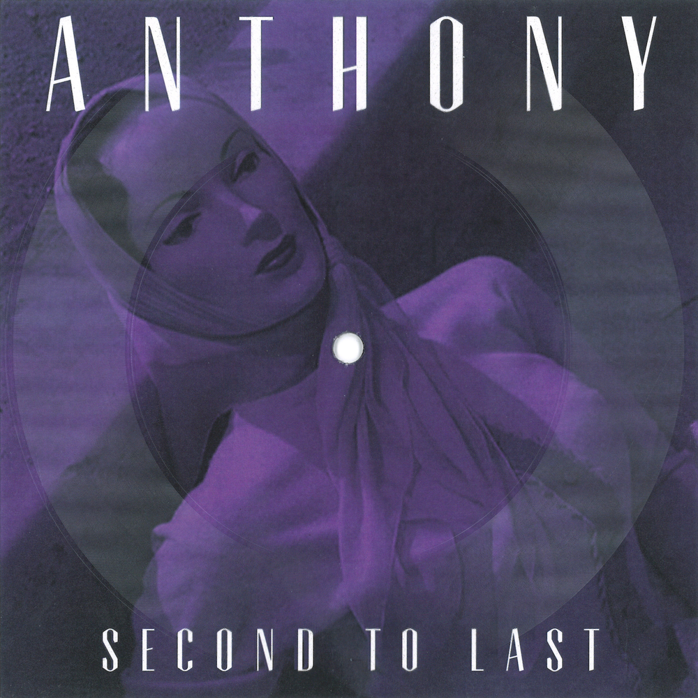 """Image of ANTHONY - """"Second To Last"""" (Lathe-Cut 7"""" Picture Disc)"""