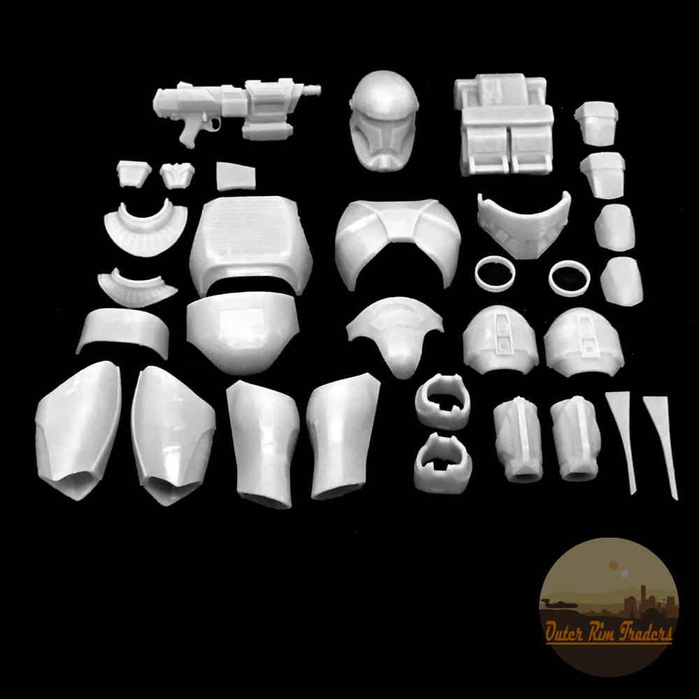 Image of Commando Kit by Skylu3D Design