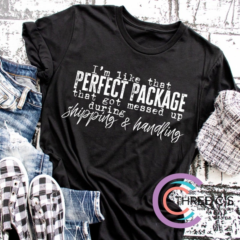 Image of The Perfect Package Tee