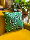 Foxtail Foliage pillow covers