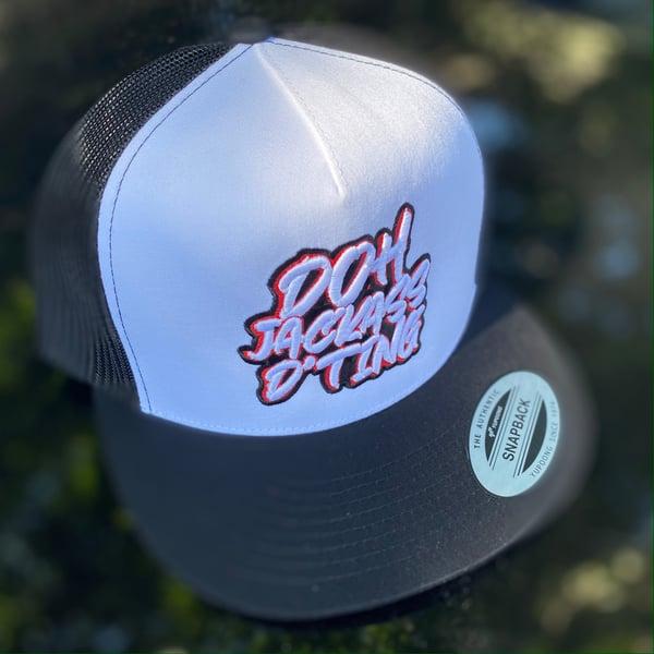 Image of Doh Jackass D Ting Hat SnapBack (Mesh Hat)