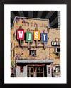 WUST Radio Music Hall, Washington DC Giclée Art Print (Multi-size options)