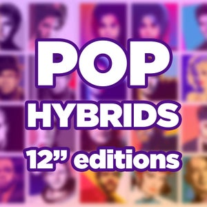 """Image of 12"""" Pop Hybrid Limited Edition"""