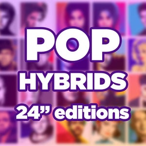 """Image of 24"""" Pop Hybrid Limited Editions"""