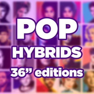 """Image of 36"""" Pop Hybrid Limited Editions"""