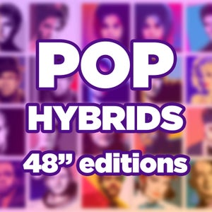 """Image of 48"""" Pop Hybrid Limited Editions"""
