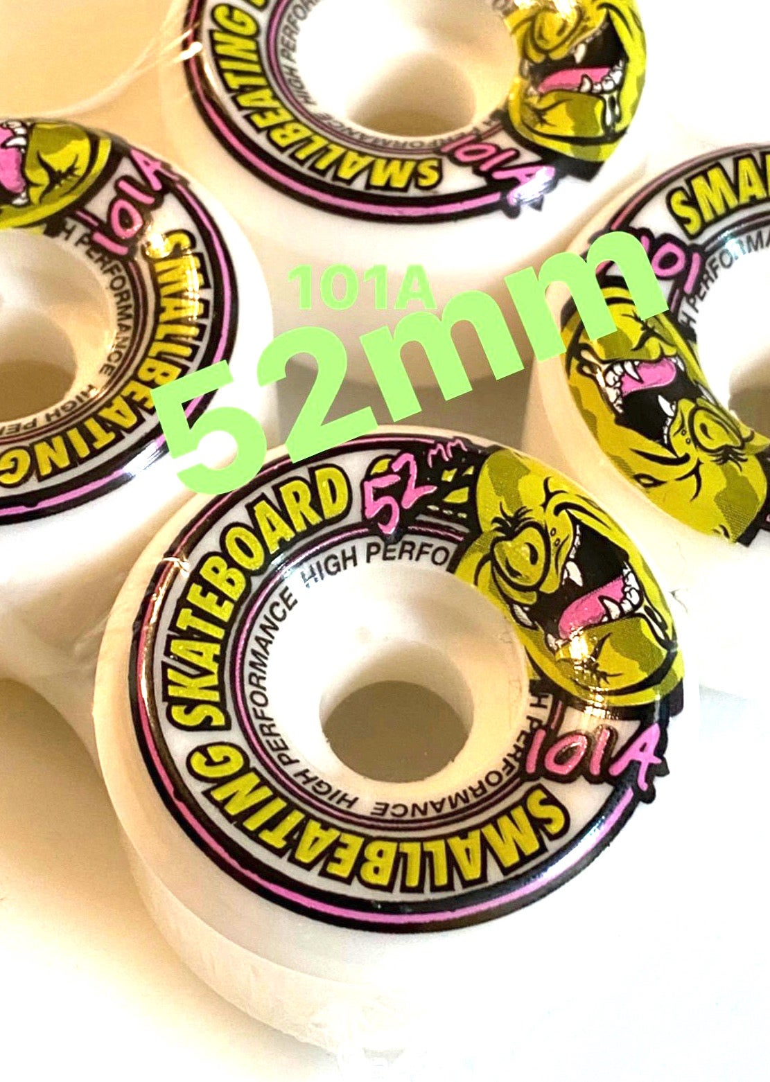 Image of 52mm 101A white