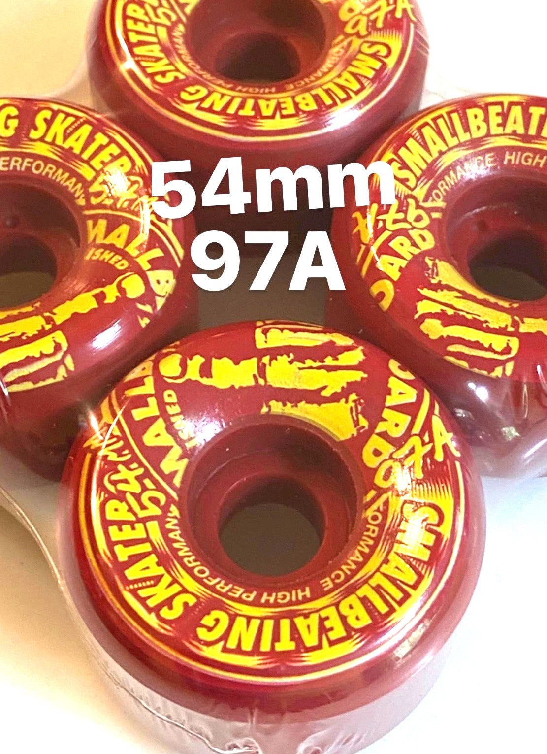 Image of 54mm 97A DEEP RED
