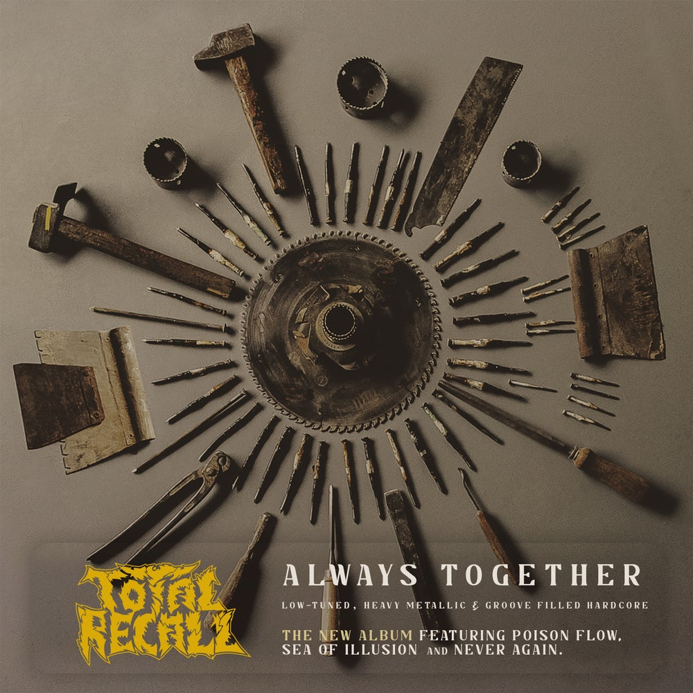 Image of TOTAL RECALL - Alway Together CD